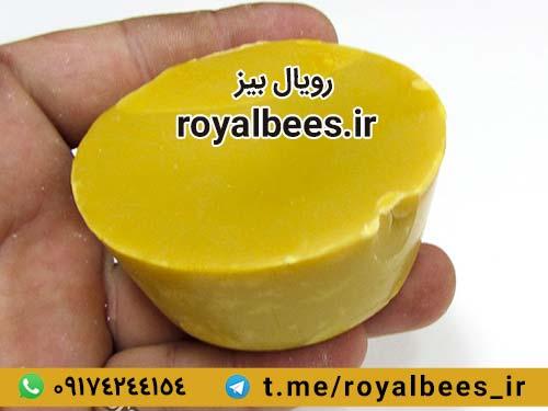 کاهش التهاب پوست با موم زنبور عسل
