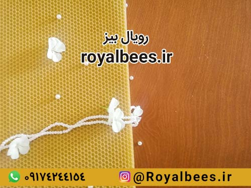 خرید برگه موم زنبور عسل در تبریز