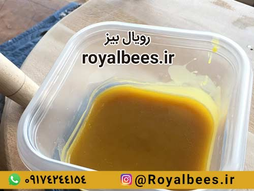 موم زنبور عسل