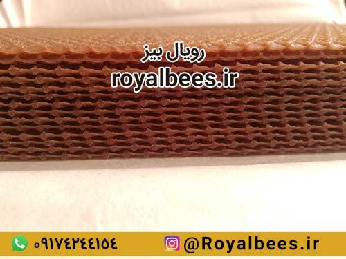 خرید و فروش عمده برگه موم زنبور عسل طبیعی