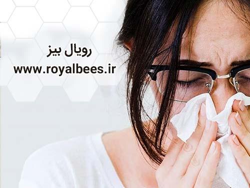 تقویت سیستم عصبی بدن با ژل رویال ایرانی زنبور عسل