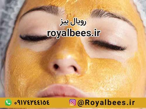 ماسک موم زنبور عسل برای پوست های خشک