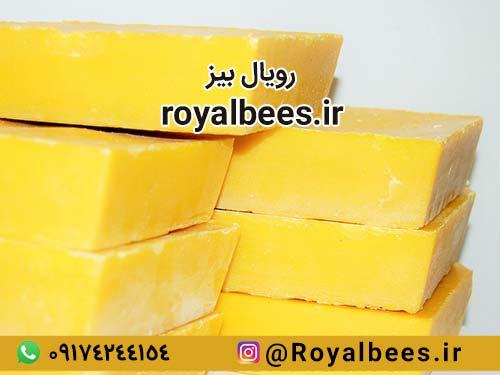 خواص موم عسل برای پوست چیست؟