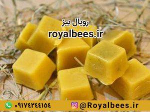موم زنبور از بین بردنده خشکی پوست و اگزما