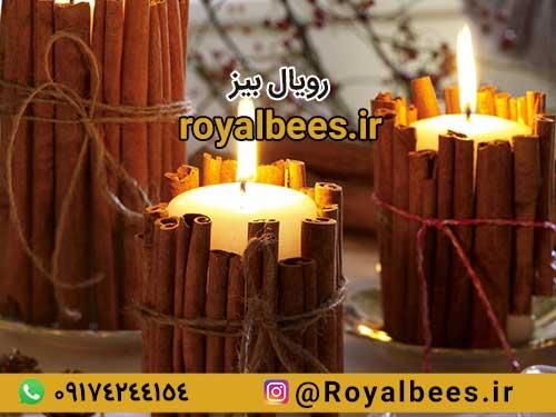 فروش لوازم شمع سازی مرغوب در مجموعه بازرگانی رویال بیز