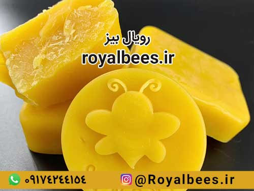 موم کلوخ زنبور عسل اصل چگونه تولید می شود؟