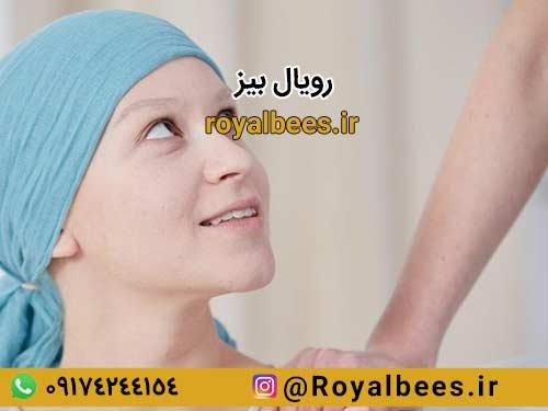 ژل رویال و سرطان رحم